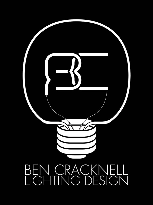 Ben Cracknell Lighting Design | LOGO DESIGN