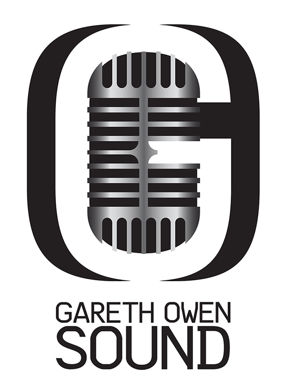 Gareth Owen Sound | LOGO DESIGN