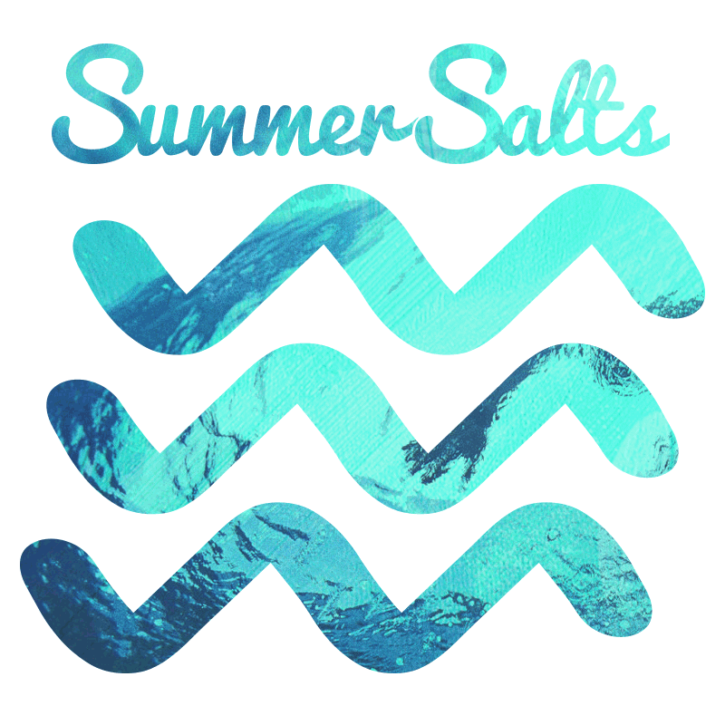 Summer Salts Surf Shop | LOGO DESIGN